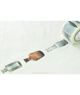 日本進口和紙膠帶 mt ex 復刻 - 花瓶R ( MTEX1P58 )