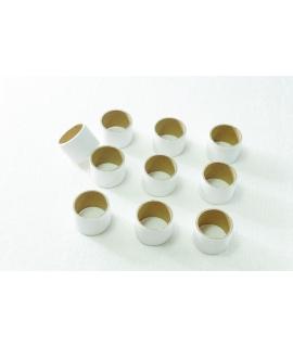 分裝用紙管 適用分裝機 長度(15mm) 10顆入 - MTW-PR015w