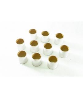 分裝用紙管 適用分裝機 長度(25mm) 10顆入 - MTW-PR025w