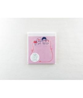 日本進口 GOAT 當店原創文房具 造型便箋系列 - 話筒遊戲 ( MD-01 )