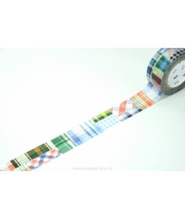 日本進口和紙膠帶 mt 2012 AW ex 系列 - 布料 ( MTEX1P63 )