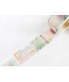 日本進口和紙膠帶 小徑 X 夏米花園 聯名合作款 - 春遊 spring ( MTW-CH338 )