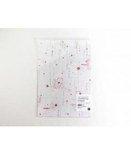日本進口 山櫻和紙貼紙 小徑 x 夏米花園系列 - 時光 Time ( MTK-CH304 )