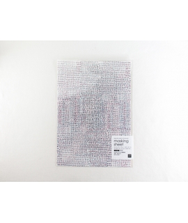 日本進口 山櫻和紙貼紙 小徑 x 夏米花園系列 - 雜 lmpurity ( MTK-CH308 )