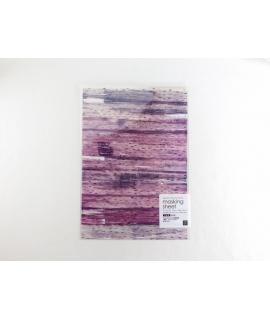 日本進口 山櫻和紙貼紙 小徑 x 夏米花園系列 - 紫鳶 Murasakitobi ( MTK-CH311 )