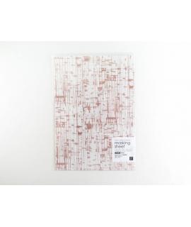 日本進口 山櫻和紙貼紙 小徑 x 夏米花園系列 - 曙 Akebono ( MTK-CH313 )