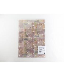日本進口 山櫻和紙貼紙 小徑 x 夏米花園系列 - 片 Sheet ( MTK-CH317 )
