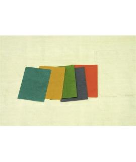 日本進口 倉敷意匠計畫室 腊紙平袋5色組 _ S ( 30663-01 )
