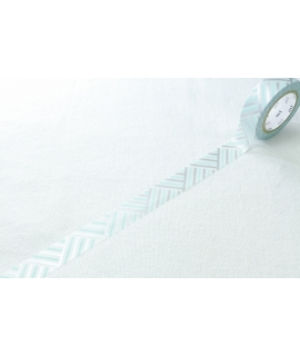 日本進口和紙膠帶 mt_2013 ss春夏DECO新柄 - 織紋 MI ( MT01D174 )