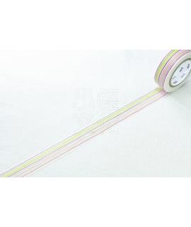 日本進口和紙膠帶 mt 2013ss ex 系列 - 色鉛筆 ( MTEX1P78 )