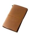 日本進口 Traveler's Notebook 旅人筆記本_標準尺寸 - 駝色 ( 15193006 )