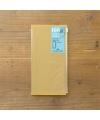 日本進口 Traveler's Notebook Refill 旅人筆記本_標準尺寸補充系列 - 透明收納袋 ( 14302006 )