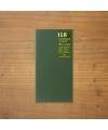 日本進口 Traveler's Notebook Refill 旅人筆記本_標準尺寸補充本 - 自填週間計畫本 ( 14379006 )