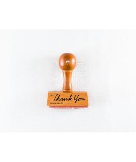 日本進口 KODOMO NO KAO - HANDLE STAMP - H - Thank you ( 1641-002 )