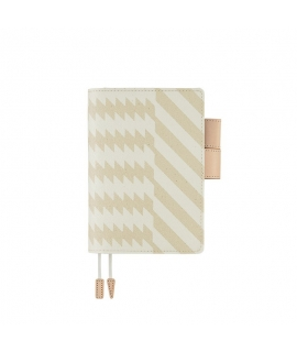 日本進口 2021 Hobonichi ほぼ日手帳 A6 Planner Set - mintdesigns: Zig-Zag_White ( 4580541446438 )