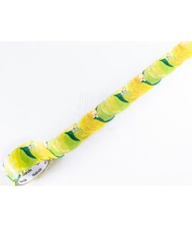 日本進口 bande 和紙貼紙 - 檸檬與萊姆 ( BDA563 )