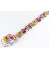 日本進口 bande 和紙貼紙 - 秋色花圈 ( BDA555 )
