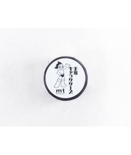 日本進口和紙膠帶 mt x 手塚治虫 聯名款 - 原子小金剛 ( MTTOPR03 ),日本限定