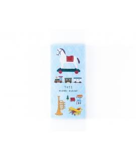 日本進口 表現社 淺野みどり 美濃和紙一筆箋 - TOYS 玩具 ( 20-306 )