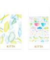 日本進口 KINGJIM HITOTOKI KITTA Clear PET膠帶 - 染渲 ( KITT004 )