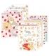 日本進口 San-X COROCORO CORONYA 捲捲麵包貓 草莓主題便箋本 - 白色 ( MH03802 )