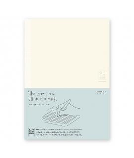 日本進口 PAPER Notebook A5系列筆記本 - 方格款 ( 15003-006 )