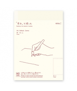 日本進口 MD Notebook A5系列筆記本 - 框線 ( 15258-006 )