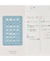 日本進口  Hobonichi ほぼ日手帳描繪尺 - Activities 活動 ( T-141 )