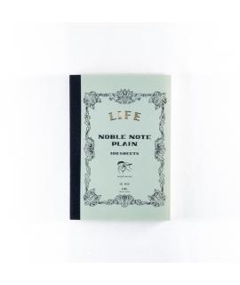 日本進口 小徑文化 x WHOSMiNG 聯名合作款_LiFE Noble筆記本 - B6 無地 ( N29WPA )