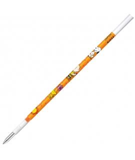 日本進口 斑馬ZEBRA SARASA x 史努比 NJK筆芯0.4mm - 橘色 ( RNJK4-SN2-OR )