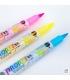 UNI三菱 PROPUS WINDOW x San-X 雙頭水性螢光筆 三色組 - 拉拉熊 ( PR00801 )