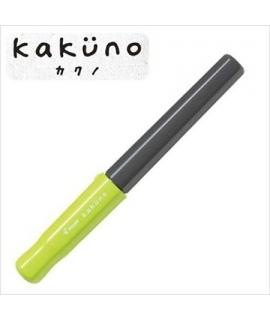 日本進口 PILOT kakuno 微笑鋼筆系列 - M尖中字 ( FKA-1SR-LGM )