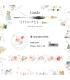 日本進口和紙膠帶 小徑 x 涼丰 / Liang Feng 聯名合作款 Vol.2 - 色彩研究室圖鑑 - 莓 ( MTW-LF017 )